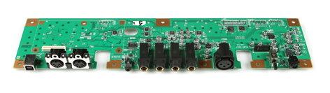 Korg 510C90553137  KLM-3137 PCB Assembly for KingKorg 510C90553137