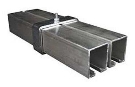 Rose Brand TR170033  Galvanized 1707 Lap Clamp TR170033
