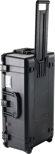 Pelican Cases PC1615AIRNF 1615NF Air Case with Empty Interior, Black PC1615AIRNF