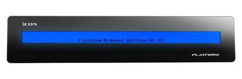Waves PLATFORM-D2 Platform D2 Modular LCD Display for the Platform M and Platform X PLATFORM-D2