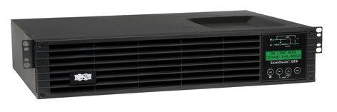 Tripp Lite SU1000RTXLCD2U  SmartOnline 120V 1kVA 900W Double-Conversion Rackmount UPS with LCD Display SU1000RTXLCD2U