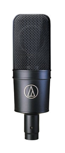 Audio-Technica AT4033A  Cardioid Condenser Microphone with Shockmount and Case AT4033A