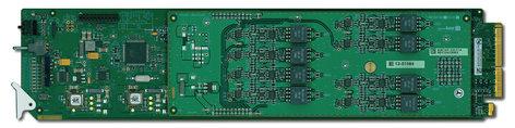Ross Video Ltd MUX-8258-B-R2B SDI 8 channel AES/EBU Multiplexer with WESC/BNC Rear Module MUX-8258-B-R2B