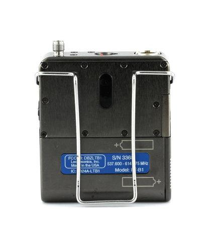 Lectrosonics LT (L-Series Transmitter) Digital Hybrid Wireless Belt-Pack Mini Transmitter LT-LECTROSONICS