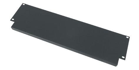 Middle Atlantic Products UFAF-3  Faceplate for 3RU UFA Rackshelves UFAF-3
