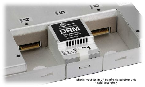 Lectrosonics DRM-XX Digital Encrypted Receiver Module - Specify Frequency Block XX DRM-XX
