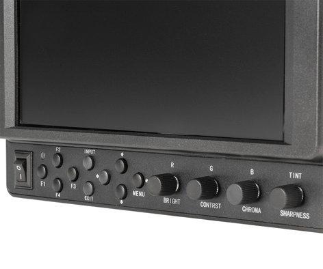 "ikan Corporation VXF7  7"" 4K Full HD HDMI / 3G-SDI On-Camera Monitor  VXF7"