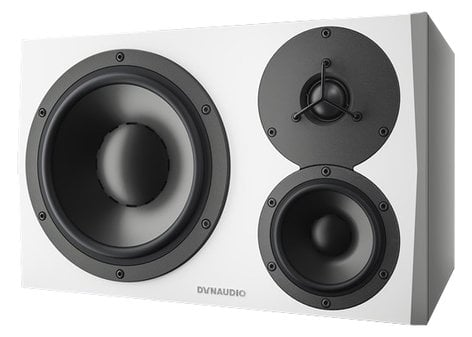 Dynaudio LYD-48/R Mid & Nearfield 3-Way Monitor, White - RIGHT LYD-48/R