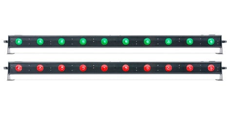 ADJ Ultra Bar 10 Plus Pak LED Lighting Pack ULTRA-BAR-10-PLUS-PA