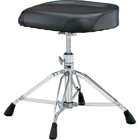Yamaha DS-950 Heavyweight Drum Throne with Double-Braced Legs and Bench-Style Seat DS-950