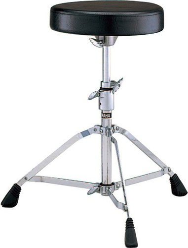 Yamaha DS-750 Drum Throne, Single-Braced, Medium Weight DS-750
