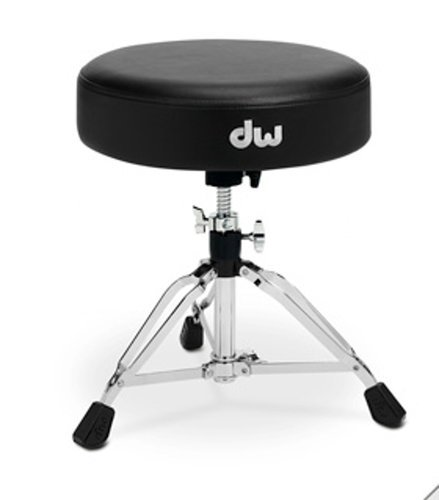 DW 9101 Low-Profile Round Top Drum Throne DWCP9101