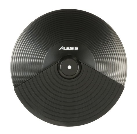 "Alesis 102150101-A DM10 12"" Single Zone Hi-Hat Pad 102150101-A"