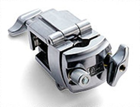 Pearl Drums PCX-100 Straight Pipe Clamp with Adjustable Jaw (for Square Racks) PCX-100
