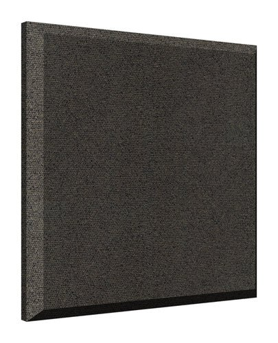 "Auralex B222EBY  (1) 2' x 2' Wall ProPanel with Ebony Fabric, Beveled Edge, 2"" Thick B222EBY"