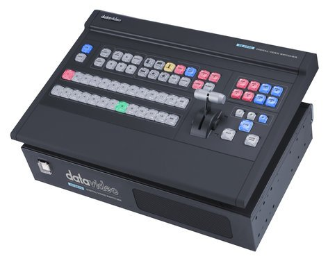 Datavideo Corporation SE-2850-8  8-Channel HD/SD Video Switcher SE-2850-8