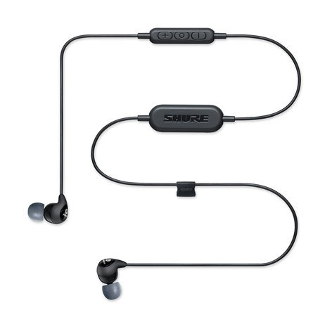 Shure SE112 Wireless SE112 Bluetooth Earphone SE112-K-BT1