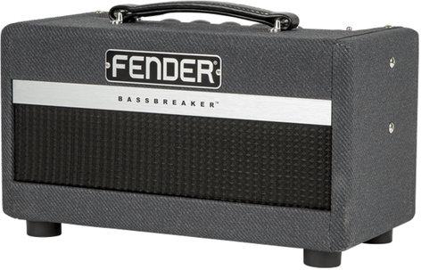 Fender BASSBREAKR007-HD-DIS Bassbreaker 007 Head [DISPLAY MODEL] 7W Amplifier Head BASSBREAKR007-HD-DIS
