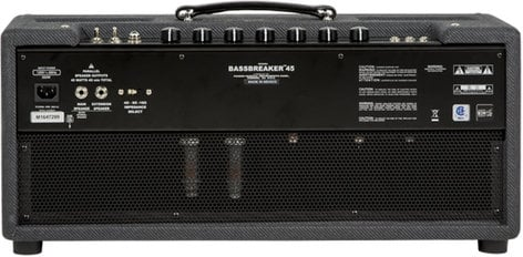 Fender Bassbreaker 45 Head [DISPLAY MODEL] 45W Amp Head BASSBREAKR45HEAD-DIS