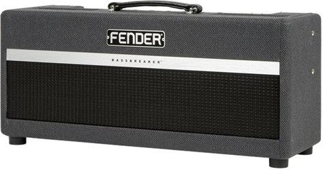 Fender Bassbreaker 45 Head [DISPLAY MODEL] 45W Amp Head BASSBREAKR45HEAD-DIS
