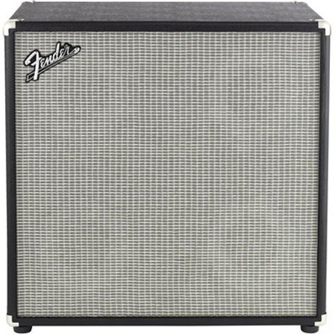 "Fender BASSMAN-410-NEO-DIS Bassman 410 Neo [DISPLAY MODEL] 4x10"" Bass Speaker Cabinet BASSMAN-410-NEO-DIS"