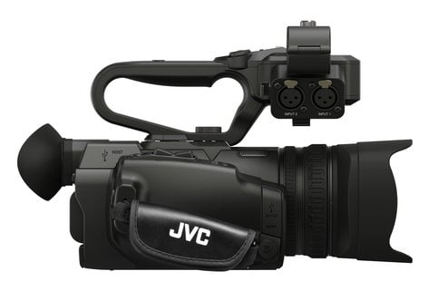 JVC GYHM200SCOREBOT  GY-HM200SP Sports Production Camcorder / Scorebot Package GYHM200SCOREBOT