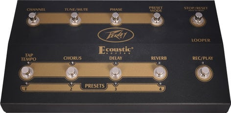 Peavey 30908206 Ecoustic® Series Foot Controller 30908206