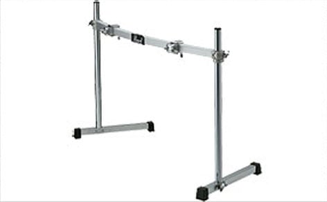 Pearl Drums DR-501C Front Drum Rack with Curved Bar, with Clamps DR501C