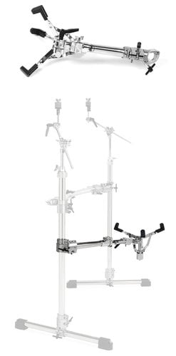 "DW DWCPRKSBL Rack Snare Basket for 13""+ Snare Drums DWCPRKSBL"