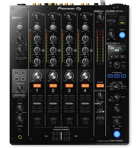 Pioneer DJM750-MK2 DJM-750MK2 DJM750-MK2
