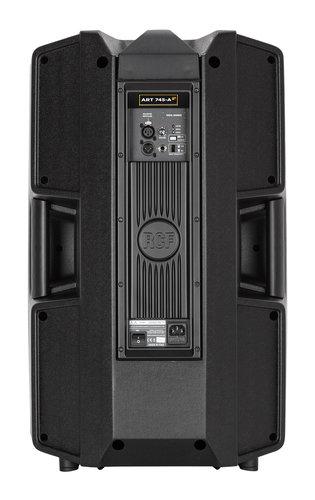 """RCF ART 745A-MK4 Active 2-Way Speaker with 15"""" Neodymium Woofer, 1400 W ART-745A-MK4"""
