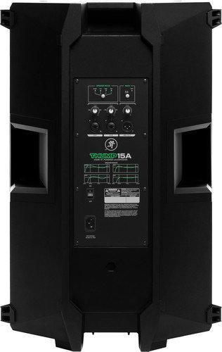 Mackie THUMP-15A Thump15A 1300W 15 Inch Powered Loudspeaker THUMP-15A