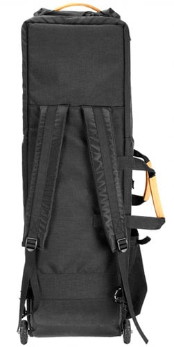 Porta-Brace LPB-4OR  Light Pack Case with Removable Wheel System, Black LPB-4OR