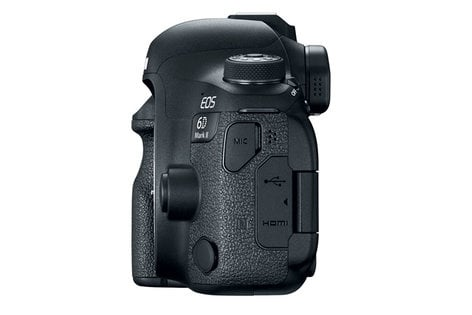 Canon EOS 6D Mark II Body 26.2MP DSLR Camera Body EOS-6D-MKII-KIT