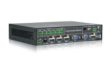 TechLogix Networx TL-5X1-HDV  5x1 HDMI & VGA Switcher  TL-5X1-HDV