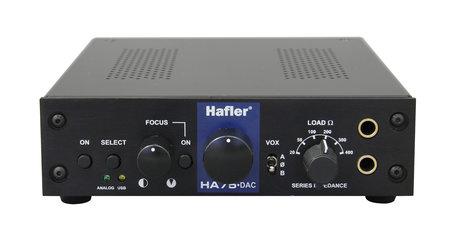 Hafler HA75-DAC  Combo USB DAC and Tube Head Headphone Amp HA75-DAC
