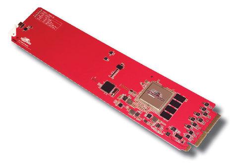 Decimator Design MC-DMON-QUAD 1 to 4 Channel 3G/HD/SD-SDI MultiViewer with Custom Layouts MC-DMON-QUAD