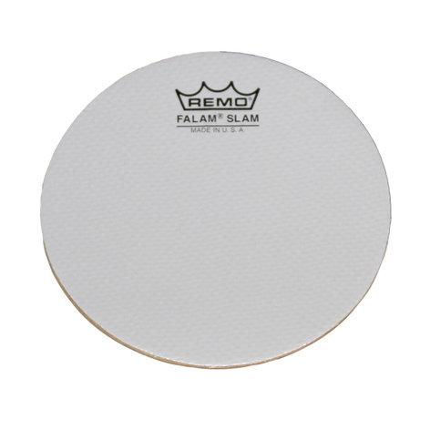 """Remo KS0002-PH 2-Pack of 2"""" Single Kick Falam Slam Drum Head Pads KS0002-PH"""