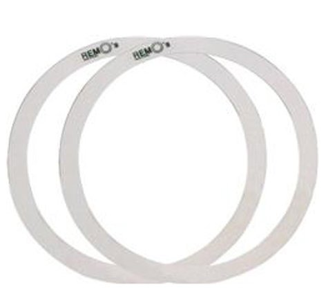 "Remo RO0014-00 2-Pack of 14"" RemOs Overtone Controlling Rings (1"" & 1.5"" Widths) RO0014-00"