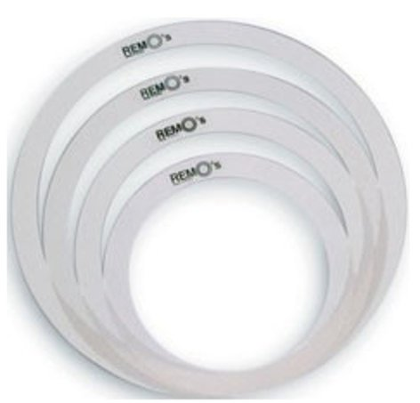 "Remo RO0236-00 4-Pack of RemO Rings for 10"", 12"", 13"", 16"" Drums RO0236-00"