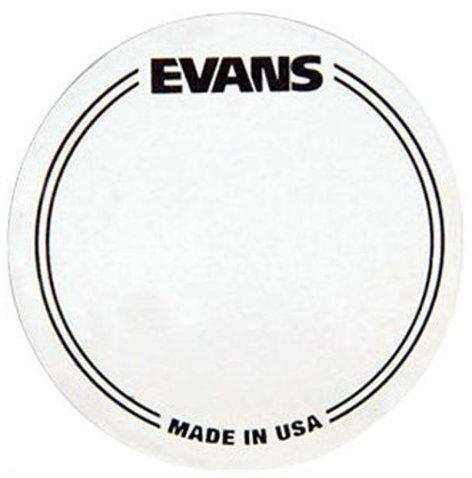 Evans EQPC1 Drum Bass EQ Patch - Clear Nylon EQPC1