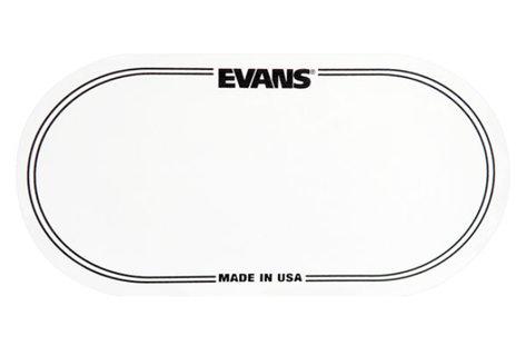 Evans EQPC2 Patch, Kick Drum, Clear Poly 2 EQPC2