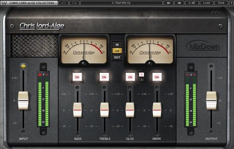 Waves CLA MixDown Mix Buss Plugin CLMB
