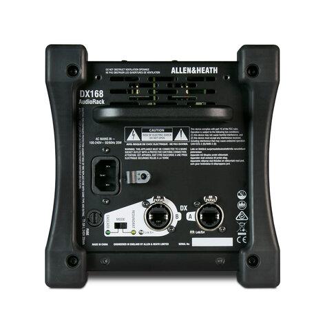 Allen & Heath DX168 16 XLR Input / 8 XLR Output Portable DX Expander DX168