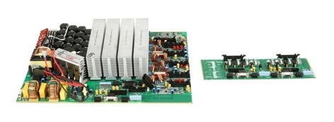 QSC WP-000169-00  CX168 Main PCB WP-000169-00