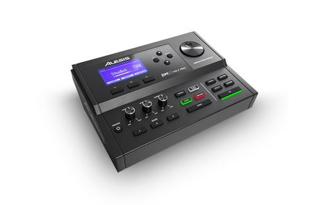 Alesis DM10MKII-PRO DM10 MKII Pro Kit Ten-Piece Electronic Drum Kit with Mesh Heads DM10MKII-PRO