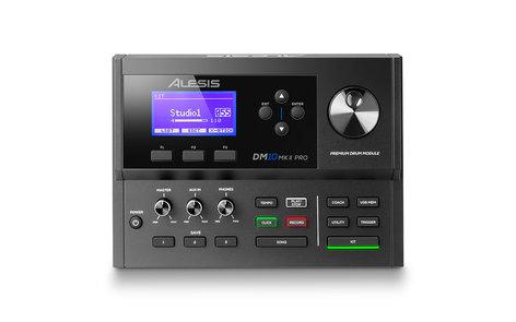 Alesis DM10 MKII Pro Kit Ten-Piece Electronic Drum Kit with Mesh Heads DM10MKII-PRO