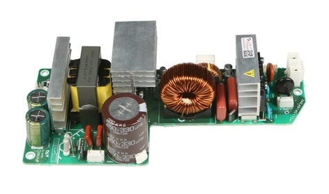 Sanyo 9450683368 PLC-XF60A AC1 Power PCB 9450683368