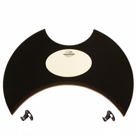 """Aquarian Drumheads SPK24 24"""" Super Pad Bass Drumhead Practice Damper SPK24"""