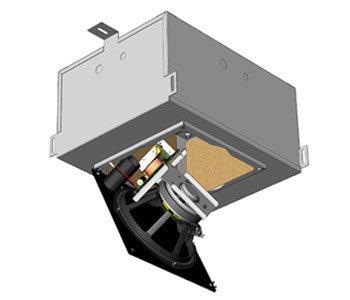"Tannoy CMS1201DC [RESTOCK ITEM] Ceiling Speaker, 12"" Dual Concentric CMS1201DC-RST-02"